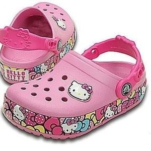 Crocs Hello Kitty CROCS Crocslights